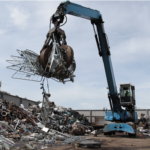 Scrap Metal Collection in Frodsham
