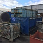 scrap metal skip hire in Woolton
