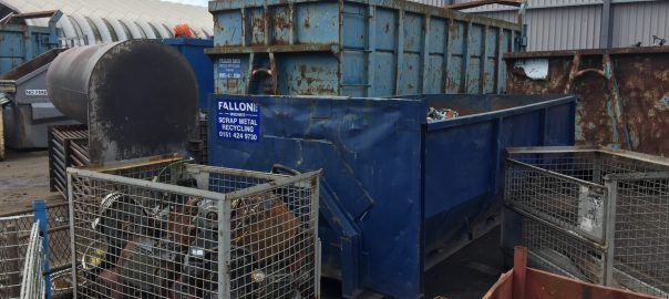 skip hire in Woolton