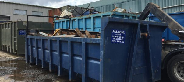 Skip Hire in Runcorn