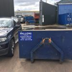 Same Day Skip Hire in Mossley Hill, an Ideal Way to Store Your Company's Scrap Metal