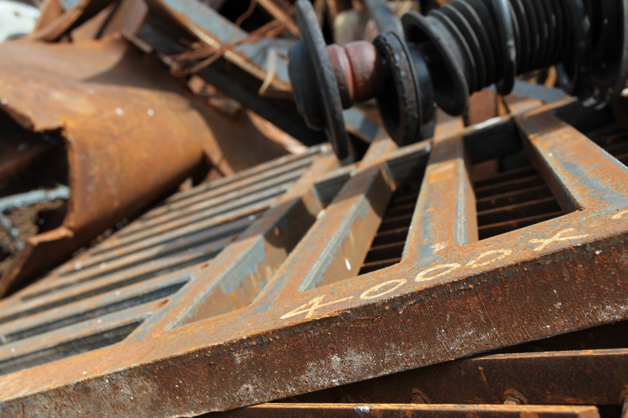 Scrap Metal Clearance in Widnes