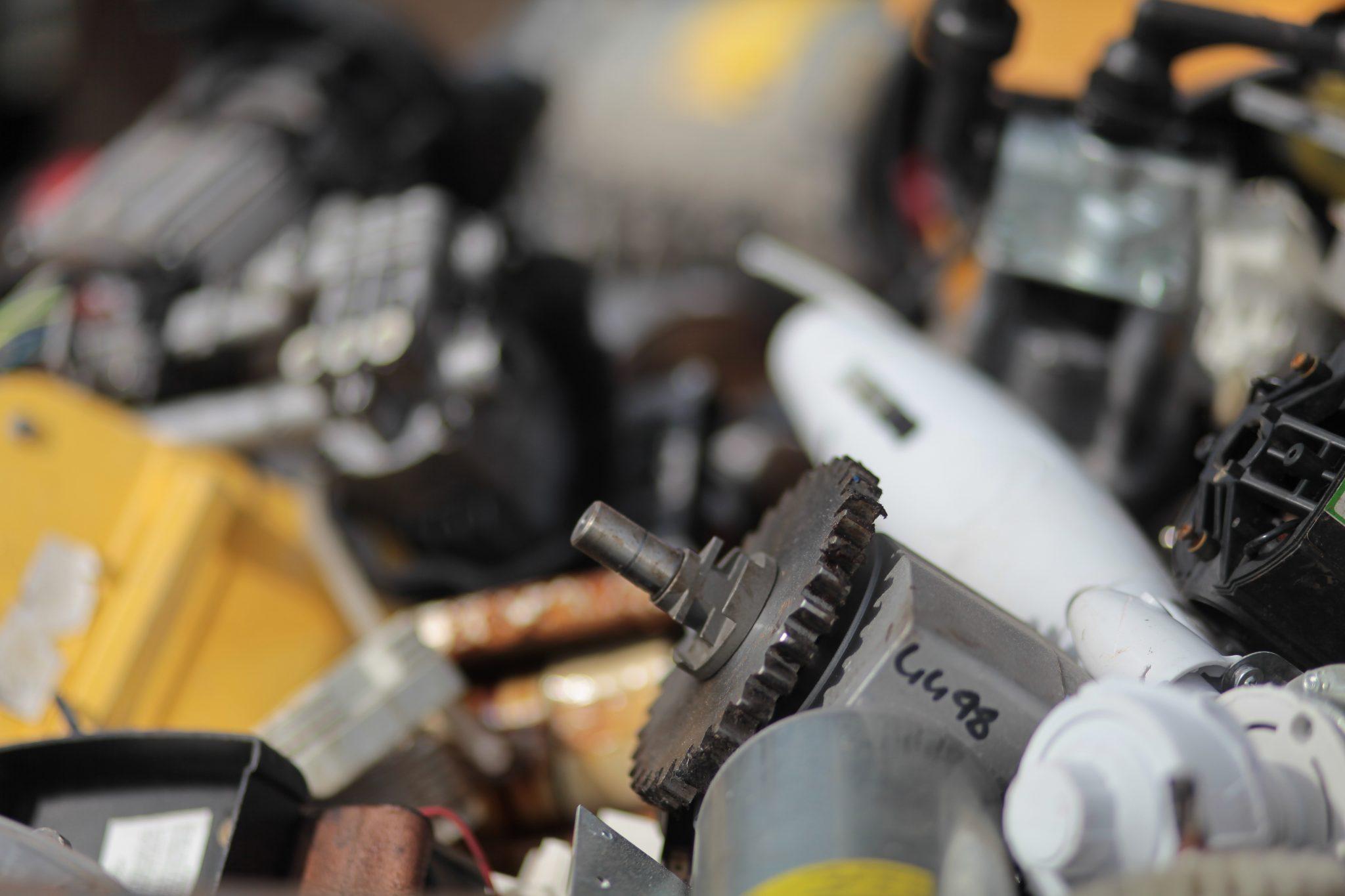 Scrap Metal Clearance in Runcorn