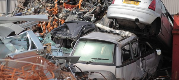 Vehicle Recycling in Warrington