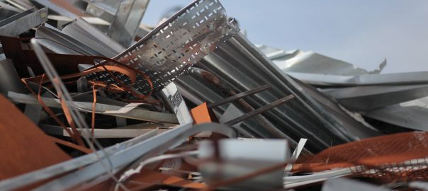 Scrap Metal Clearance in Ellesmere Port