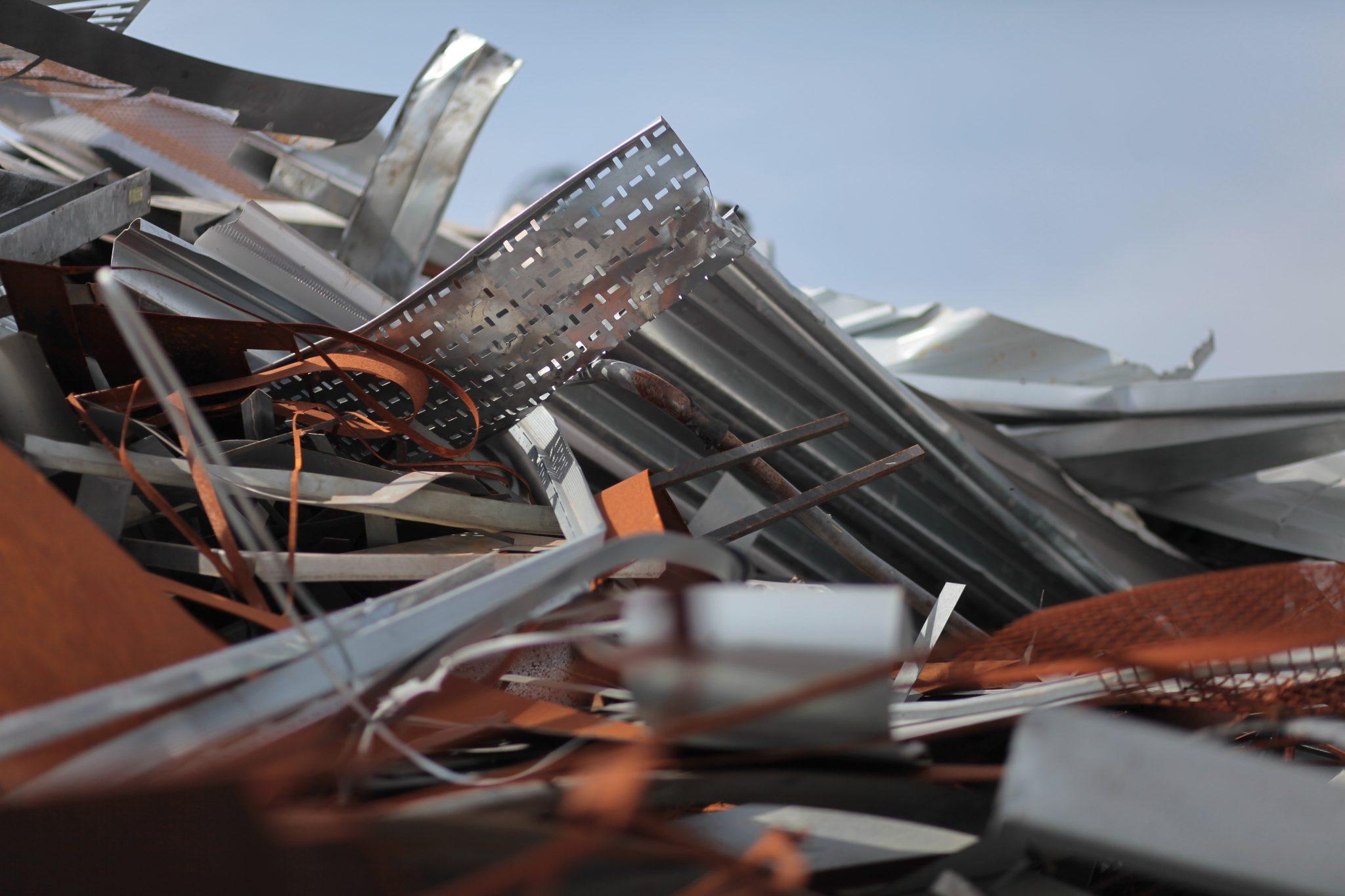 Scrap Metal Clearance in Ellesmere Port