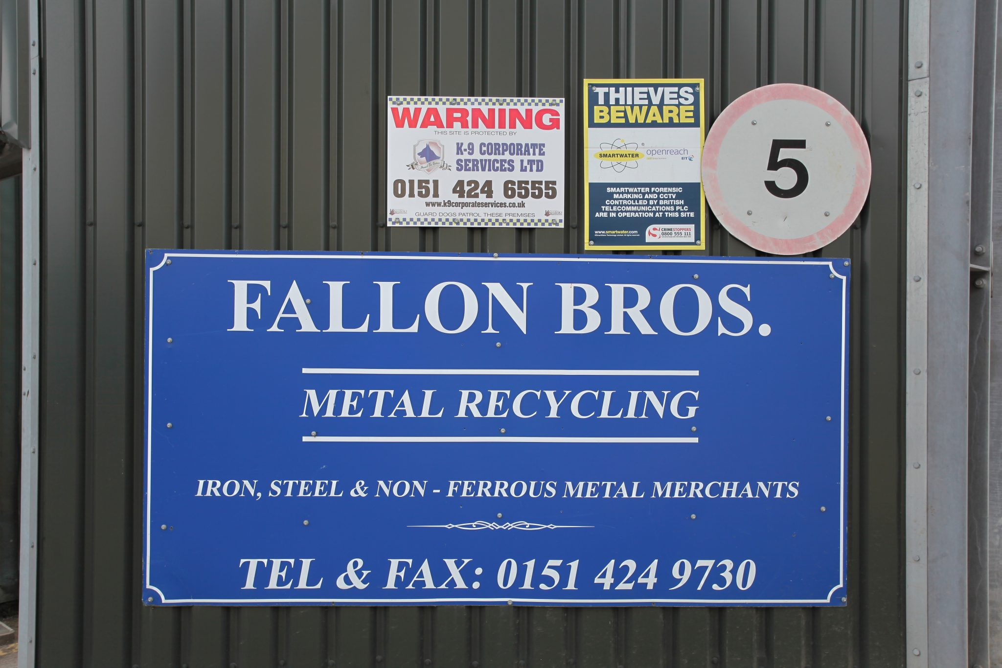 Scrap Dealers in Woolton